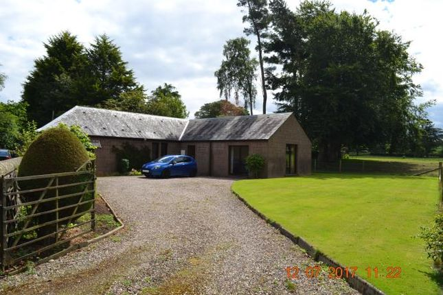 Thumbnail Detached bungalow to rent in Brechin
