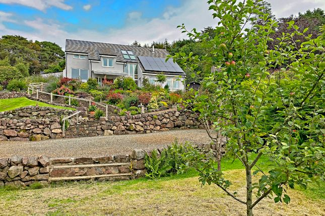 Thumbnail Detached house for sale in Rockcliffe, Dalbeattie