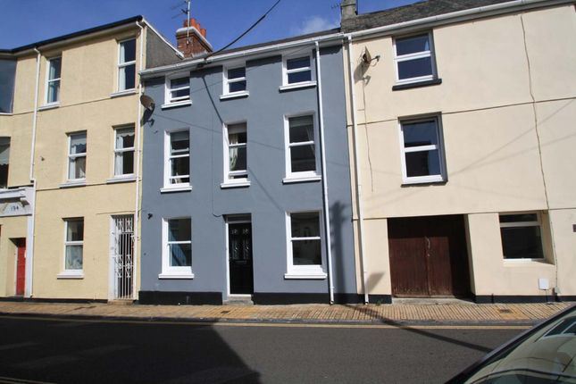 Thumbnail Terraced house for sale in Plymstock Road, Oreston, Plymouth