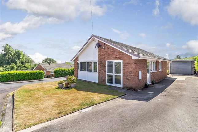 Thumbnail Bungalow for sale in Wyebank Rise, Tutshill, Chepstow