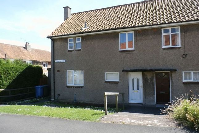 Thumbnail Semi-detached house to rent in Lacey Street, Longhoughton, Alnwick