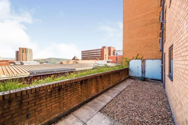 Terrace of West Point, 58 West Street, Sheffield, South Yorkshire S1