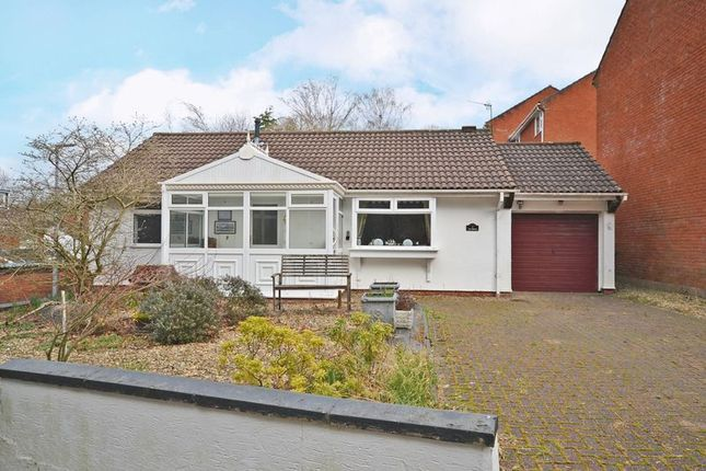 Thumbnail Detached bungalow for sale in Spacious Bungalow, Cwm Cwddy Drive, Newport