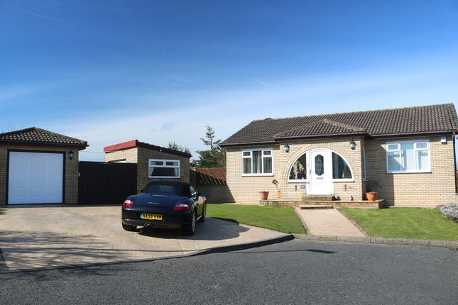 Thumbnail Detached house for sale in Millom Court, Peterlee