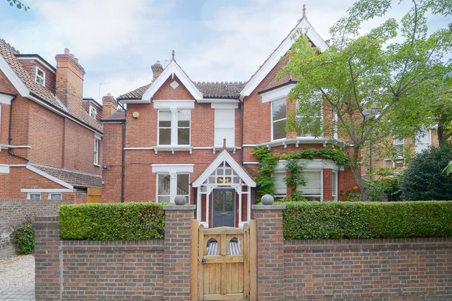 Thumbnail Detached house to rent in Holmesdale Road, Richmond