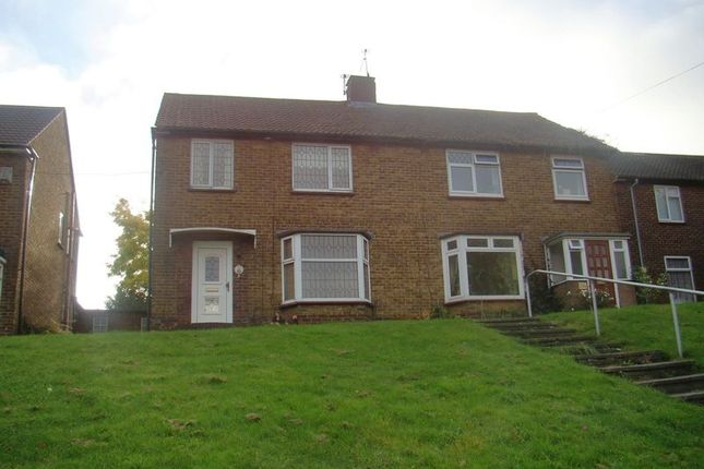 Thumbnail Semi-detached house to rent in Eastcourt Green, Gillingham