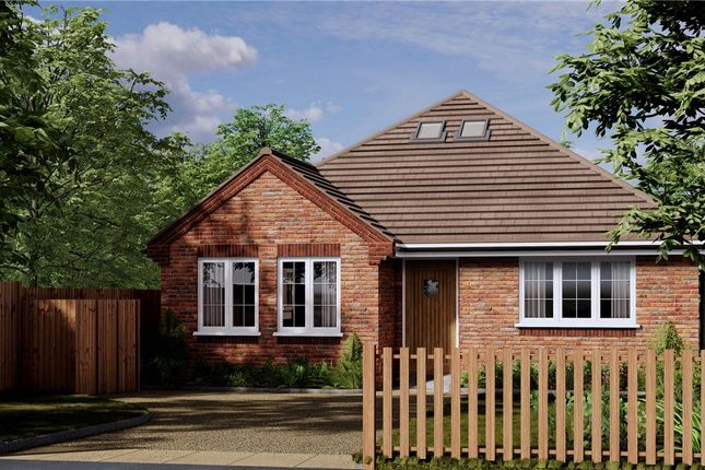 Thumbnail Bungalow for sale in Newlyn Close, Bricket Wood, St.Albans