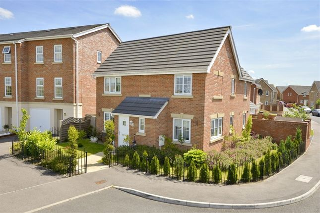 Thumbnail Detached house for sale in Starling Close, Oakley Vale, Corby, Northamptonshire