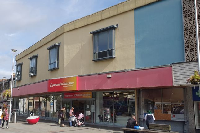 Retail premises to let in 6 George Street, Pontypool