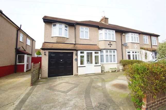 Thumbnail Semi-detached house for sale in Heversham Road, Bexleyheath, Kent