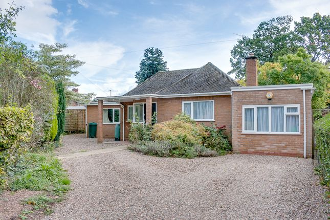 Thumbnail Detached bungalow to rent in Warwick Avenue, Bromsgrove