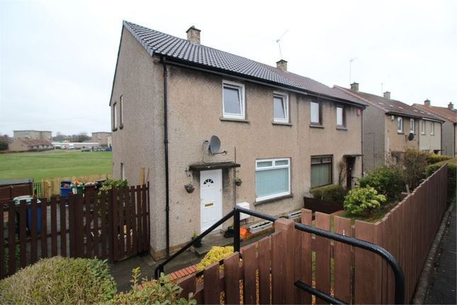 Thumbnail Semi-detached house for sale in Cumbrae Terrace, Kirkcaldy, Fife
