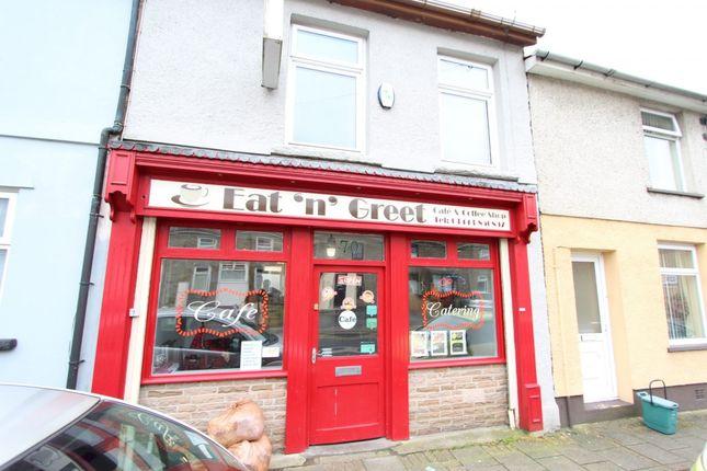 Thumbnail Retail premises for sale in William Street, Ystrad -, Pentre