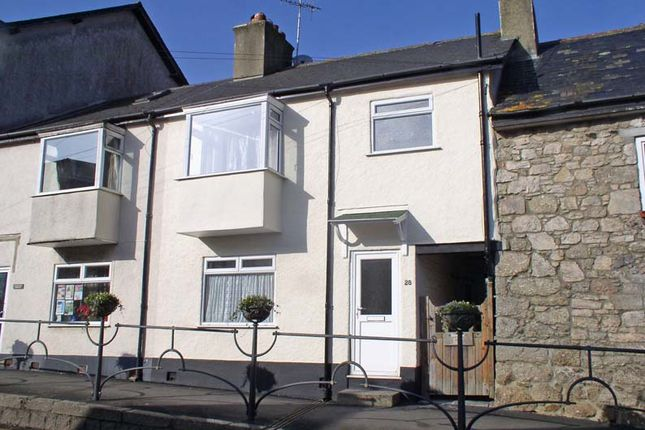 Thumbnail Terraced house for sale in Court Street, Moretonhampstead