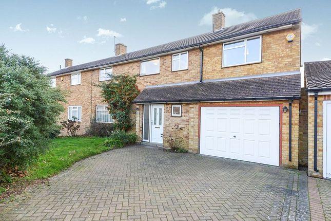 Thumbnail Semi-detached house to rent in Ellingham Road, Hemel Hempstead