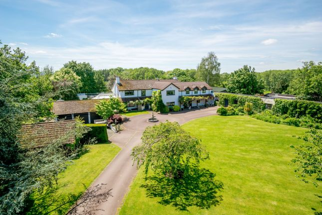 Thumbnail Country house for sale in Kinnerley, Nr. Oswestry, Shropshire