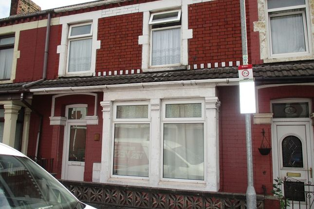 Thumbnail Flat to rent in Crown Street, Port Talbot, Neath Port Talbot.