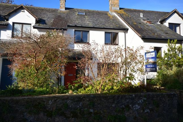 Thumbnail Terraced house for sale in The Acre, Chagford, Newton Abbot