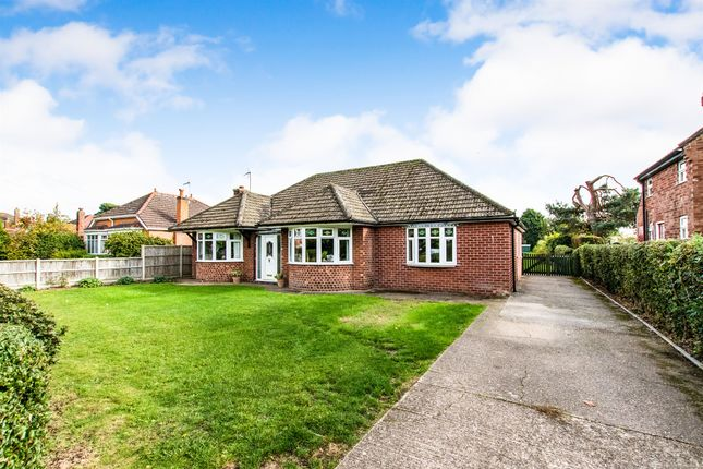 Thumbnail Detached bungalow for sale in Lincoln Road, North Hykeham, Lincoln