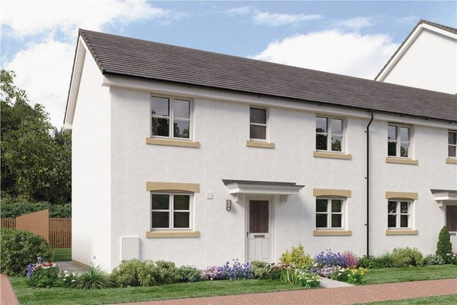 "Thumbnail Semi-detached house for sale in ""Darwin Linked Semi"" at Ravenscroft Street, Edinburgh"