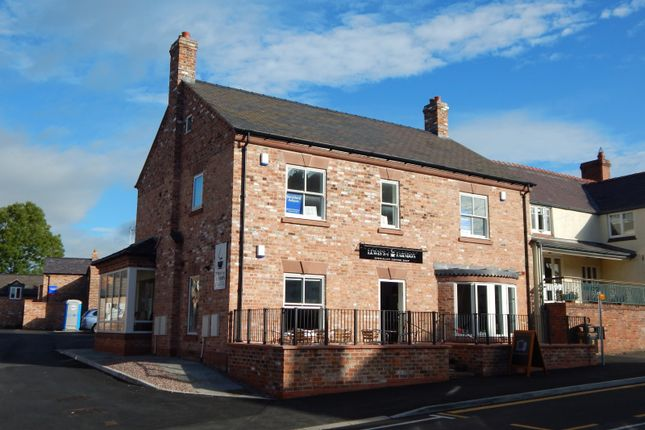 Thumbnail Flat to rent in High Street, Farndon, Chester