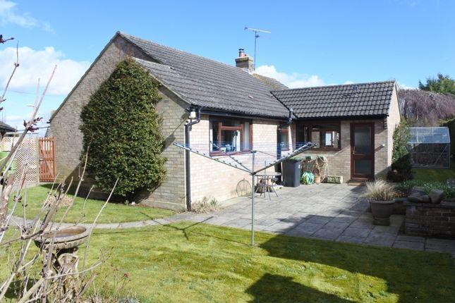 Thumbnail Detached bungalow for sale in Carent Close, Marnhull, Sturminster Newton