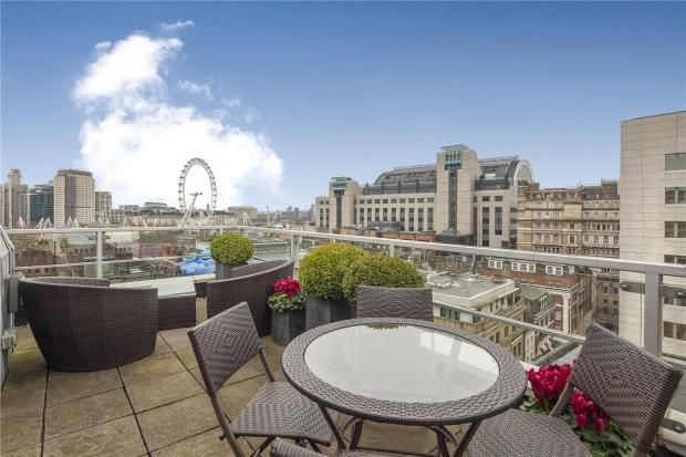 Thumbnail Flat for sale in John Adam Street, Covent Garden