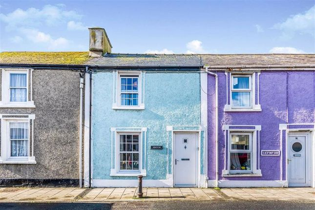 Thumbnail Terraced house for sale in Tabernacle Street, Aberaeron, Ceredigion