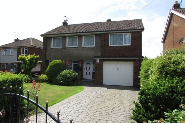 Thumbnail Detached house for sale in Messingham Road, Bottesford, Scunthorpe
