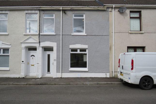 Thumbnail Terraced house for sale in Glanlliedi Terrace, Llanelli
