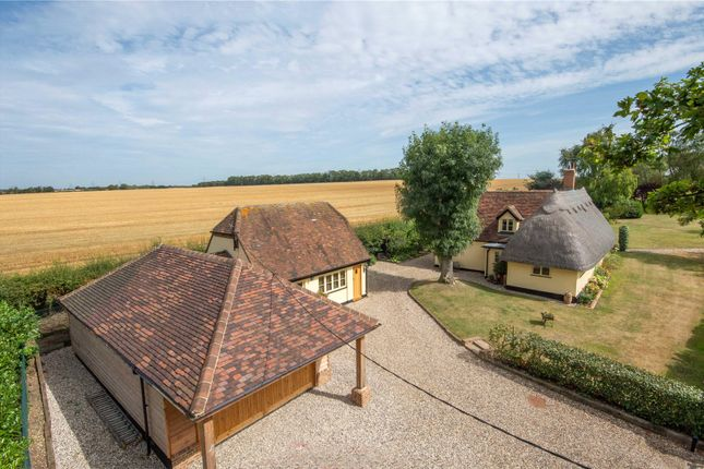 Thumbnail Property for sale in Upwick Green, Albury, Ware, Hertfordshire