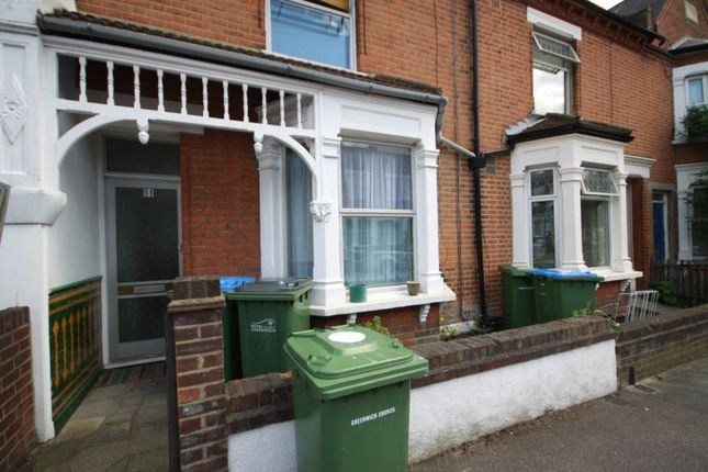 Thumbnail Terraced house to rent in Macoma Terrace, Plumstead