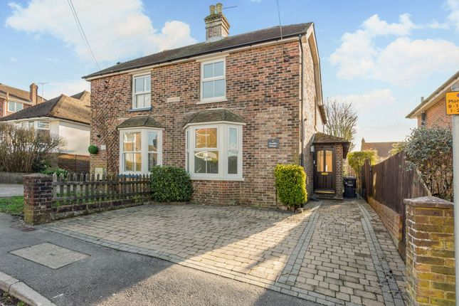 Thumbnail Semi-detached house to rent in St. Johns Road, Haywards Heath