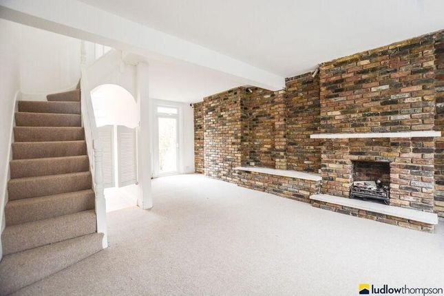 Thumbnail Terraced house for sale in Mill Road, London