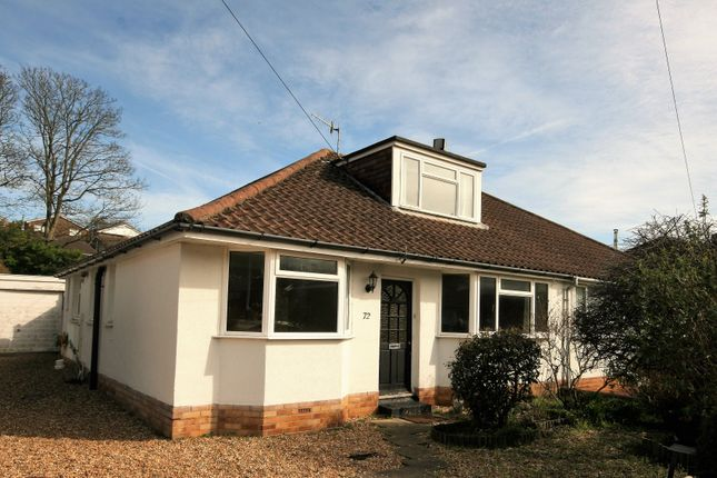 3 bed semi-detached bungalow for sale in Eley Drive, Rottingdean, Brighton