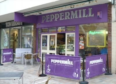 Thumbnail Restaurant/cafe to let in Peppermill, 15 Birley Street, Blackpool, Lancashire