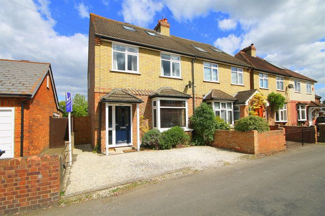 Thumbnail Semi-detached house for sale in Pyrcroft Road, Chertsey
