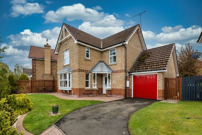 Thumbnail Detached house for sale in 73 Donaldswood Park, Paisley