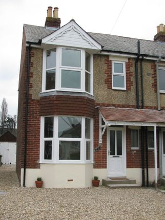 Thumbnail Semi-detached house to rent in Southampton Road, Cosham, Portsmouth
