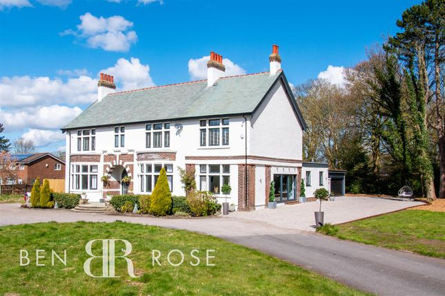 Thumbnail Detached house for sale in Broadfield Walk, Leyland