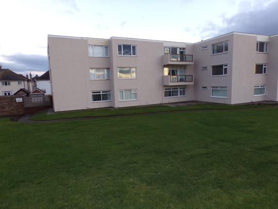 External of Norkeed Court, 466 Queens Promenade, Thornton-Cleveleys, Lancashire FY5