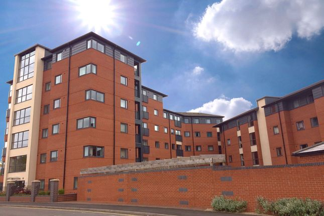 Thumbnail Flat to rent in Broad Gauge Way, Wolverhampton