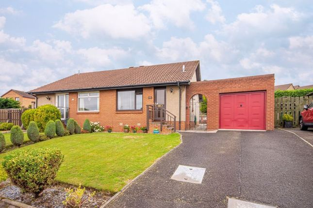 Thumbnail Bungalow for sale in Morlich Crescent, Dalgety Bay, Dunfermline