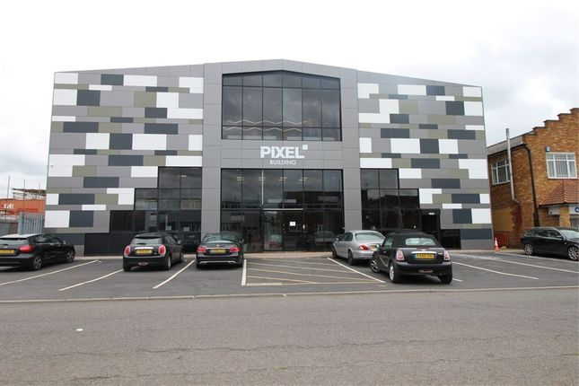 Thumbnail Commercial property to let in 110 Brooker Road, Waltham Abbey, Essex