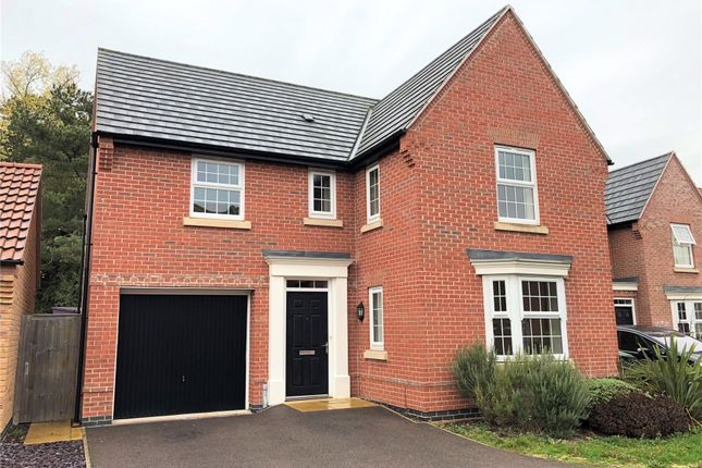 Thumbnail Detached house to rent in Montrose Grove, Greylees