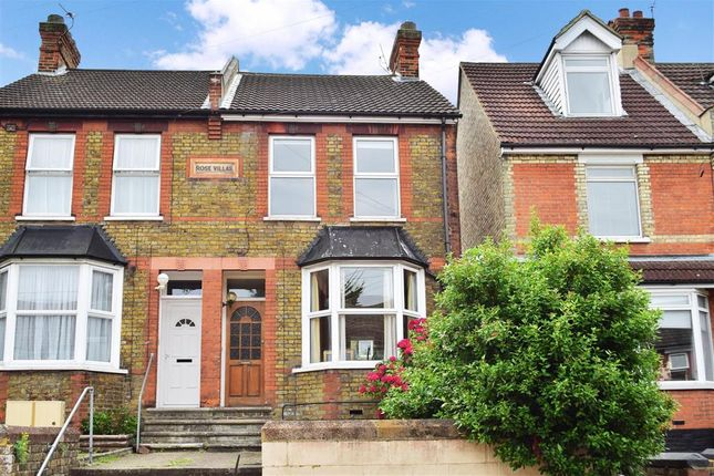 Thumbnail Semi-detached house for sale in Old Tovil Road, Maidstone, Kent