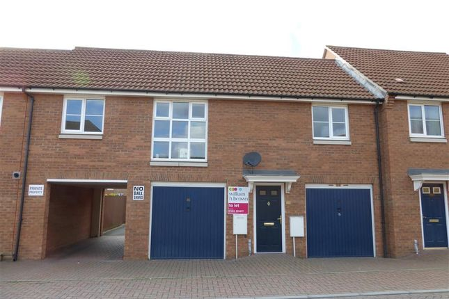 Thumbnail Flat to rent in Jentique Close, Dereham