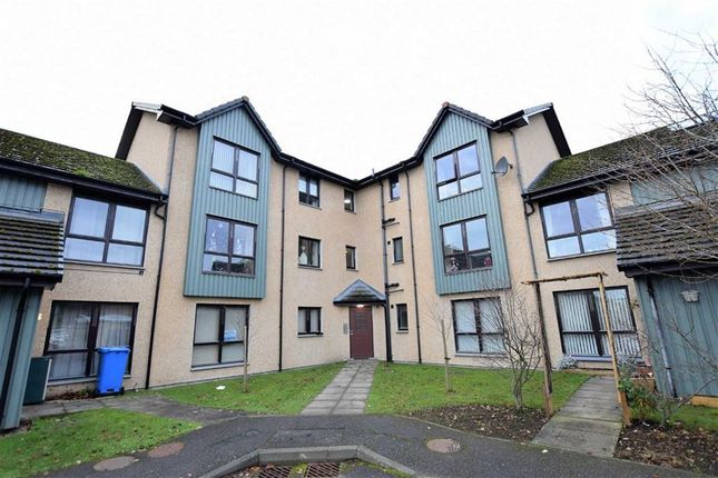 Thumbnail 2 bed flat for sale in Station Court, Alness, Ross-Shire