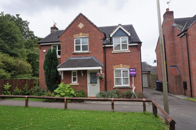 Thumbnail Detached house for sale in Swan Grove, Atherton