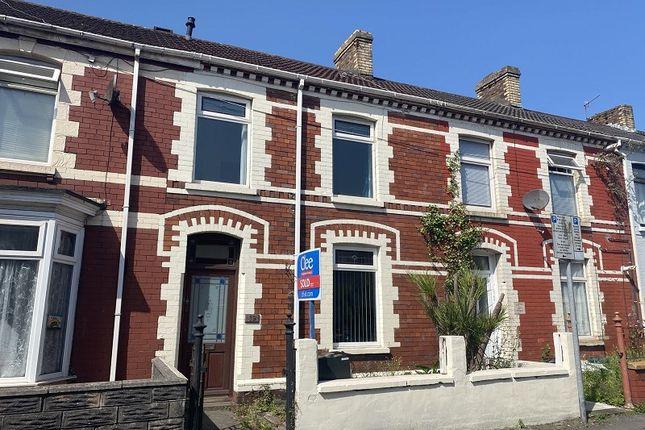 Thumbnail Terraced house to rent in Tydraw Street, Port Talbot, Neath Port Talbot.